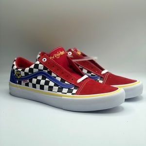 Vans Sk8 Old Skool Pro Brighton Zeuner Men Size 11